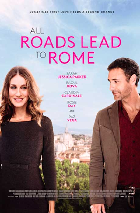 All Roads Lead to Rome official movie poster