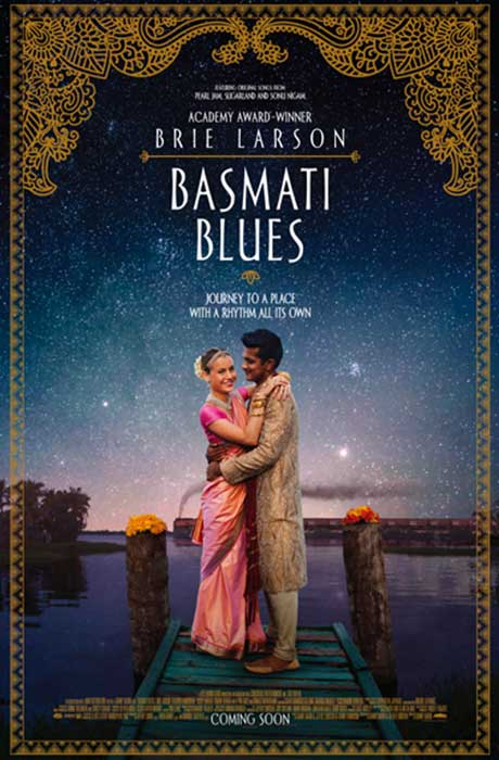 Basmati Blues official movie poster