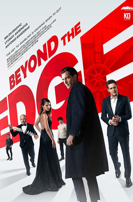 Beyond the Edge official movie poster