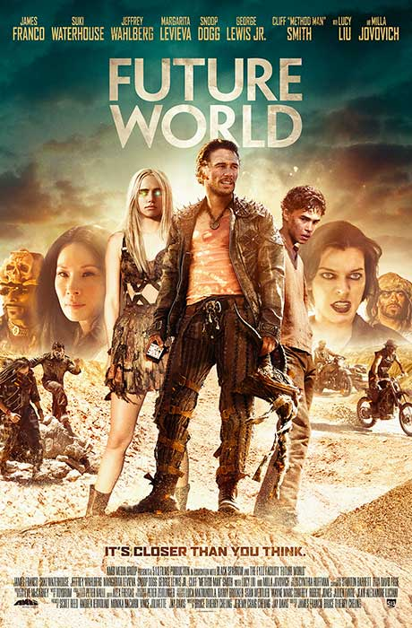 Future World official movie poster