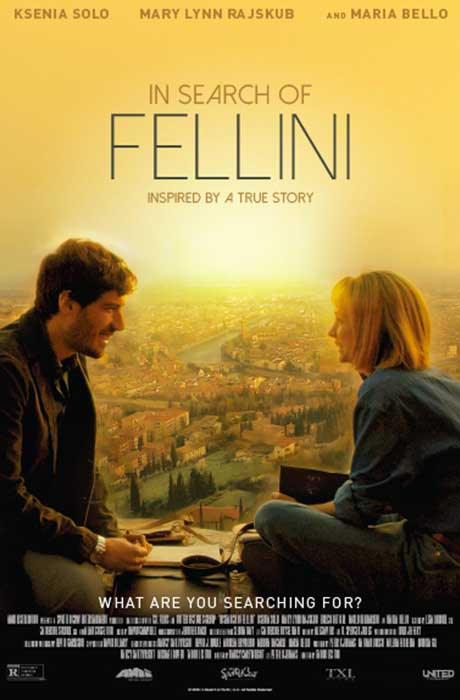 In Search of Fellini official movie poster