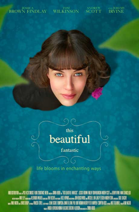 Affiche officielle du film This Beautiful Fantastic