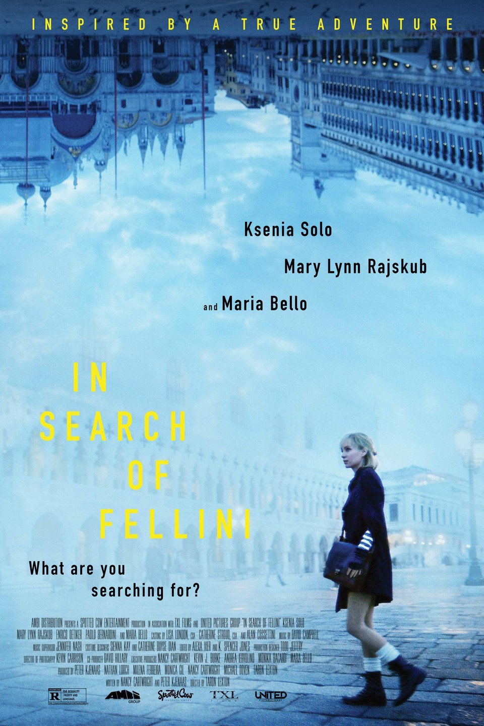 Trailer film In search of Fellini