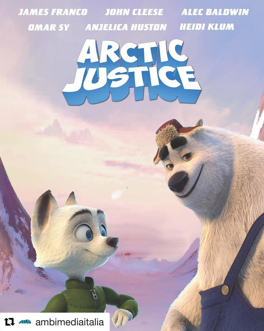 Arctic justice Ambi Group