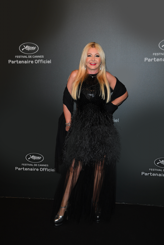 Chopard's event Cannes 2017